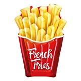Intex 58775 Luftmatratze aufblasbar 'French Fries' Pommes 175 x 132 cm